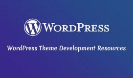 WordPress-Theme-Development-Resources